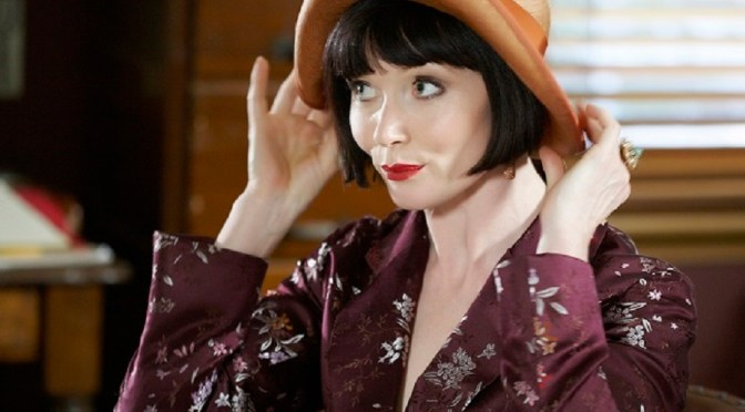 MISS FISHER'S MURDER MYSTERIES COSTUME EXHIBITION AT PARRAMATTA