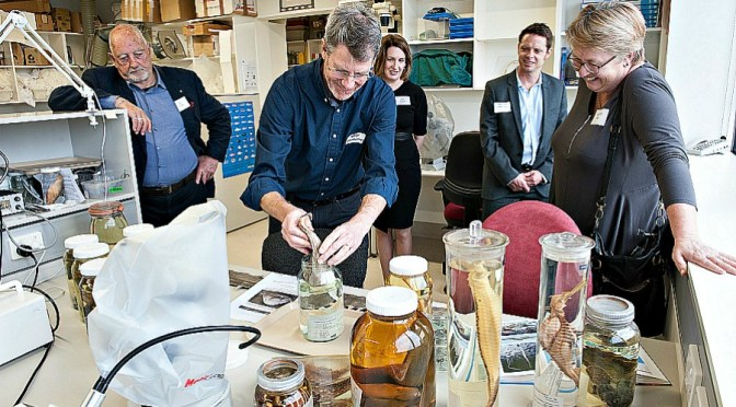 Australian Museum Research Unit Launch