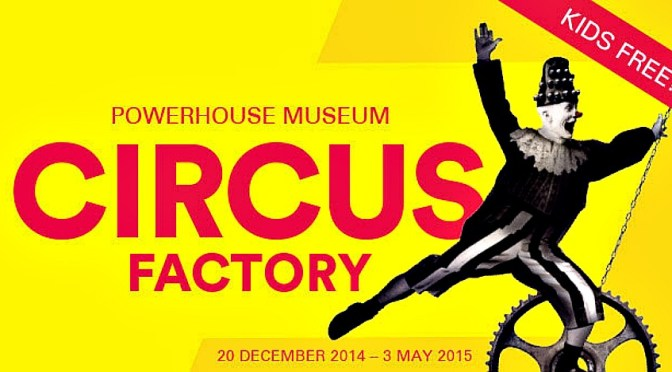 Circus Factory @  Powerhouse