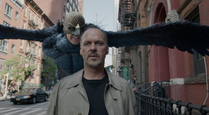 Michael Keaton's Star Turn As Birdman