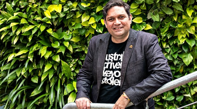 Wesley Enoch appointed as Sydney Festival Director 2017-2019