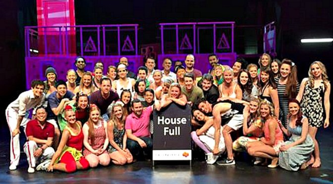 WILLOUGHBY THEATRE COMPANY PRESENTS LEGALLY BLONDE @ THE CONCOURSE CHATSWOOD