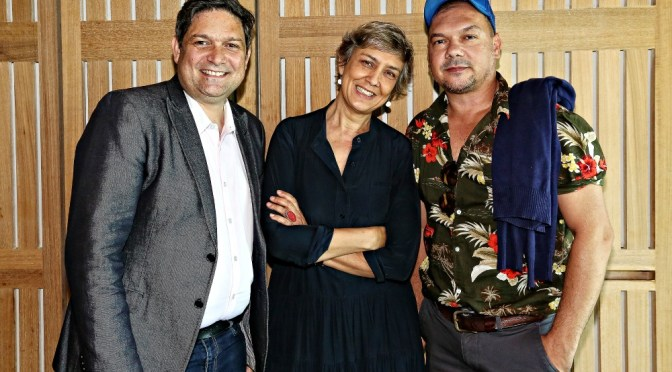 CULTURE CLUB 2- STEPHEN PAGE AND WESLEY ENOCH IN CONVERSATION WITH CAROLINE BAUM