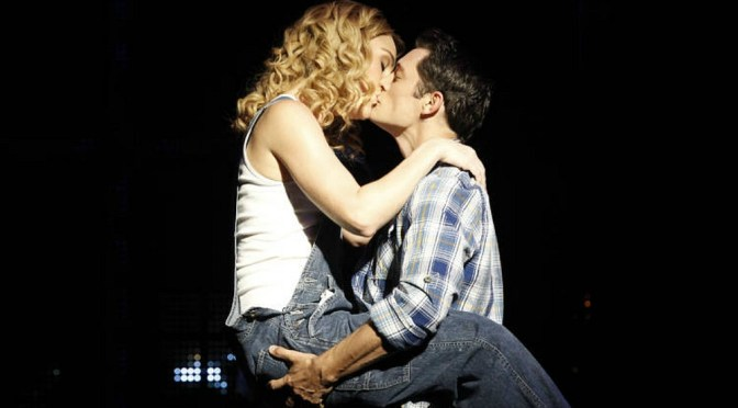 GHOST THE MUSICAL @ THEATRE ROYAL