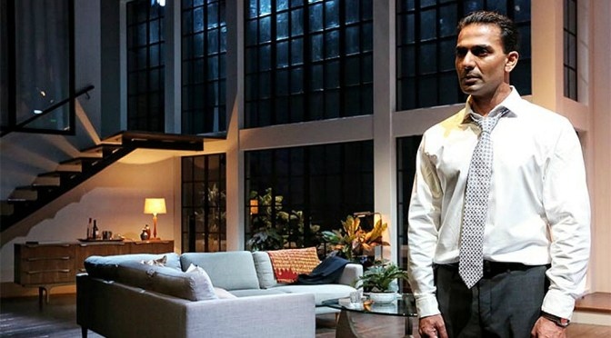 SYDNEY THEATRE COMPANY PRESENTS AYAD AKHTAR'S 'DISGRACED' @ WHARF 1