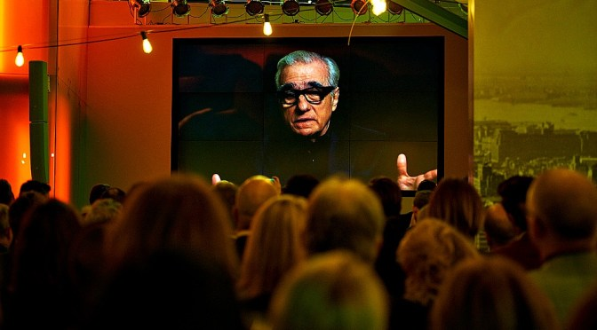 AUSTRALIAN CENTRE FOR THE MOVING IMAGE PRESENTS THE SCORSESE EXHIBITION