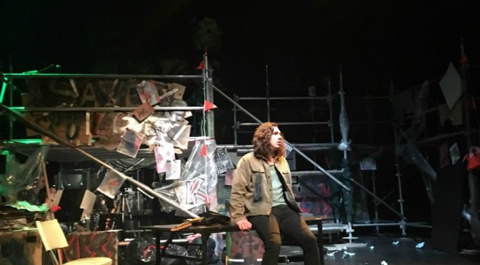 RENT @ THE JOAN SUTHERLAND PERFORMING ARTS CENTRE PENRITH