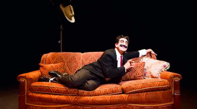 AN EVENING WITH GROUCHO @ SUTHERLAND ENTERTAINMENT CENTRE