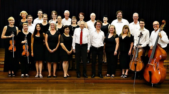 MOSMAN MUSICAL SOCIETY PRESENTS  'MUSIC FROM THE SILVER SCREEN'