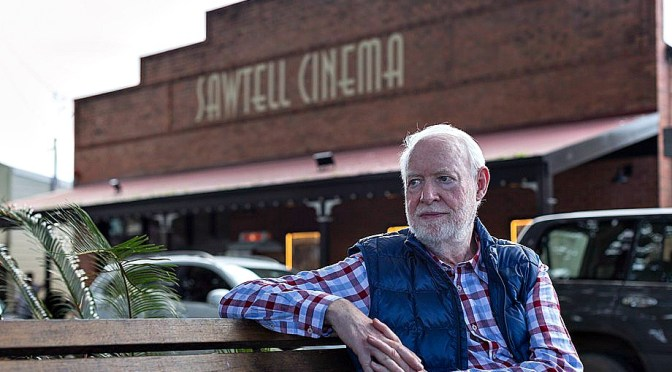 DAVID STRATTON : A CINEMATIC LIFE
