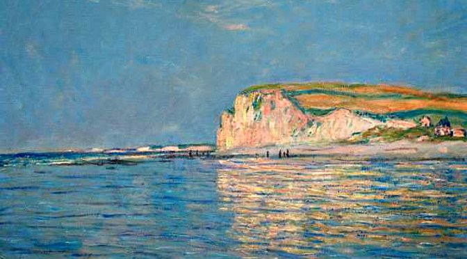EXHIBITION ON SCREEN : I, CLAUDE MONET