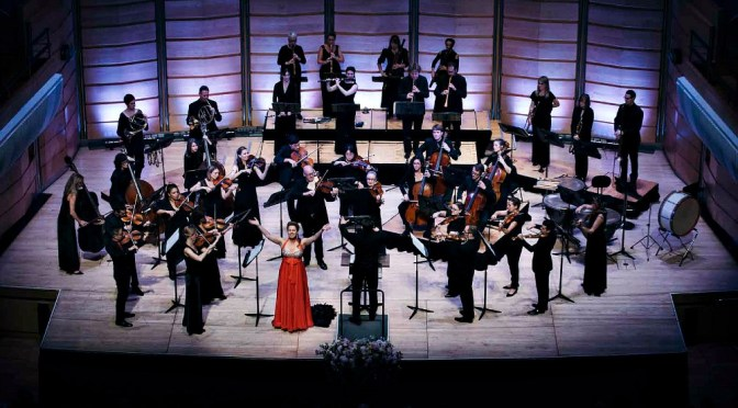 AUSTRALIAN ROMANTIC AND CLASSICAL ORCHESTRA: 'UNFINISHED ROMANCE' @ CITY RECITAL HALL