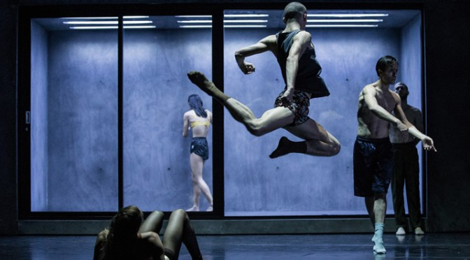 SYDNEY DANCE COMPANY'S 'ORB' @ THE ROS PACKER THEATRE