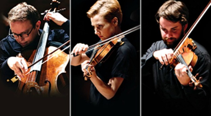 ACO SOLOISTS TAKE CENTRE STAGE @ CITY RECITAL HALL