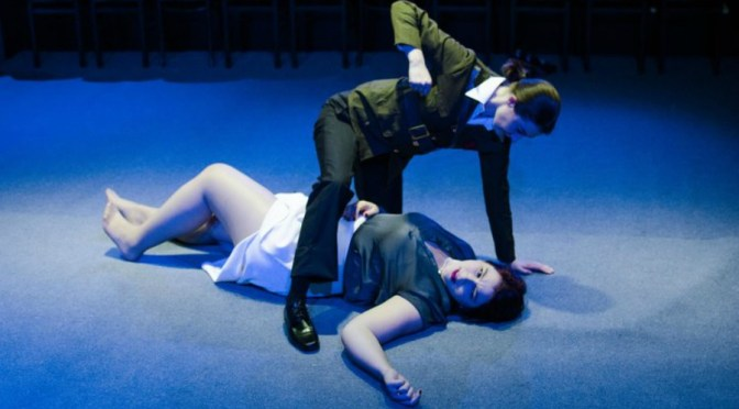 BEFORE LYSISTRATA : A THOUGHT PROVOKING PRODUCTION BY MONTAGUE BASEMENT