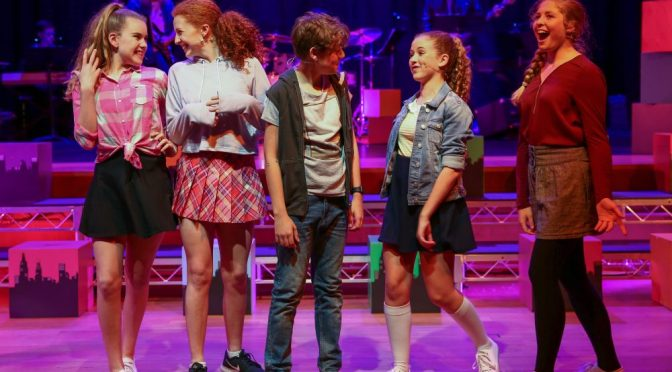 CHATSWOOD MUSICAL SOCIETY PRESENTS 13 THE MUSICAL @ THE INDEPENDENT THEATRE
