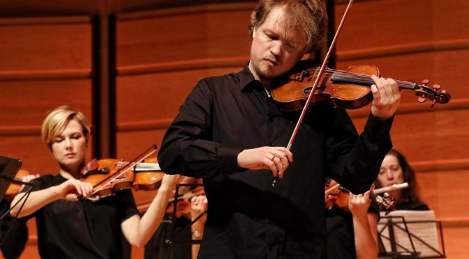 AUSTRALIAN CHAMBER ORCHESTRA : GRIEG AND BEYOND @ CITY RECITAL HALL