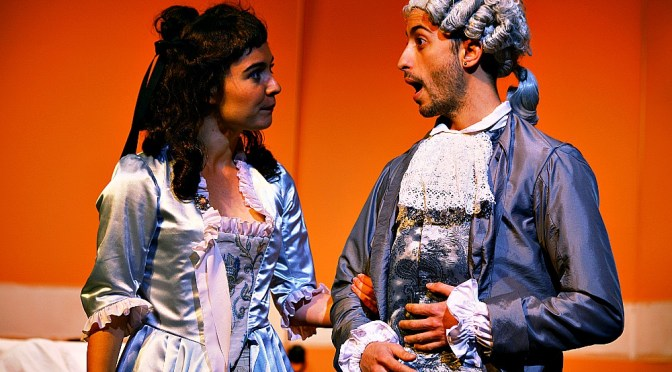 FIGARO : FARCE AND HIJINKS @ THE GENESIAN THEATRE