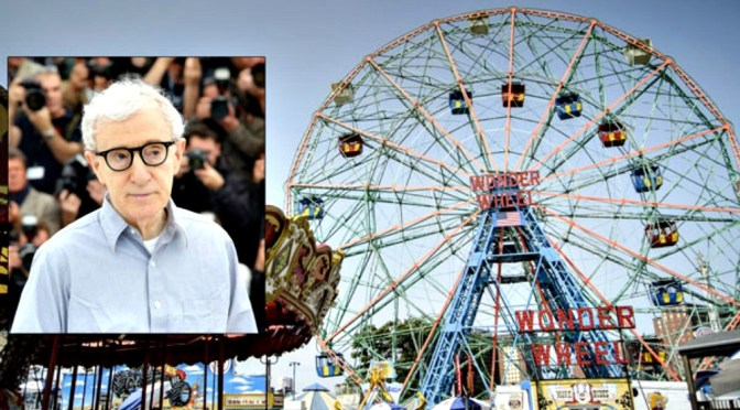 WONDER WHEEL : WHEN MOURNING BECOMES ECLECTIC