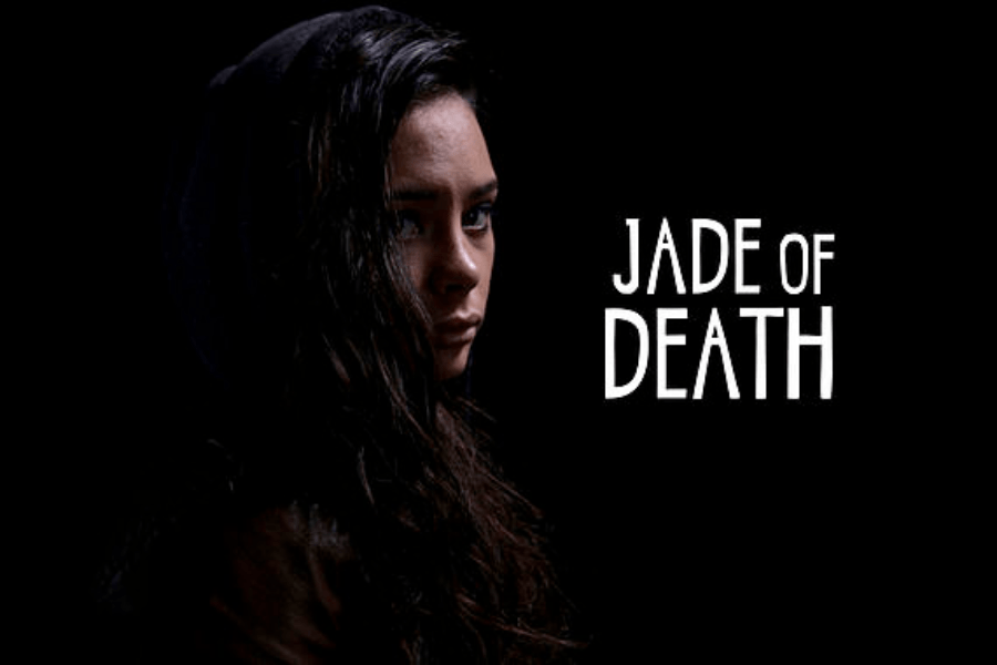 JADE OF DEATH: A STYLISH SUPERNATURAL MYSTERY