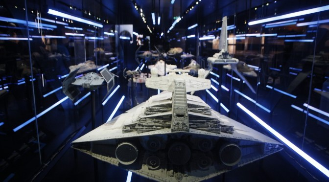STAR WARS IDENTITIES : THE EXHIBITION @ THE POWERHOUSE