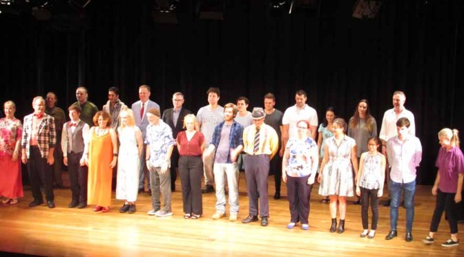 SHORT+SWEET THEATRE TOP 80 WEEK ONE SYDNEY 2019 @ AMPA – TOM MANN THEATRE