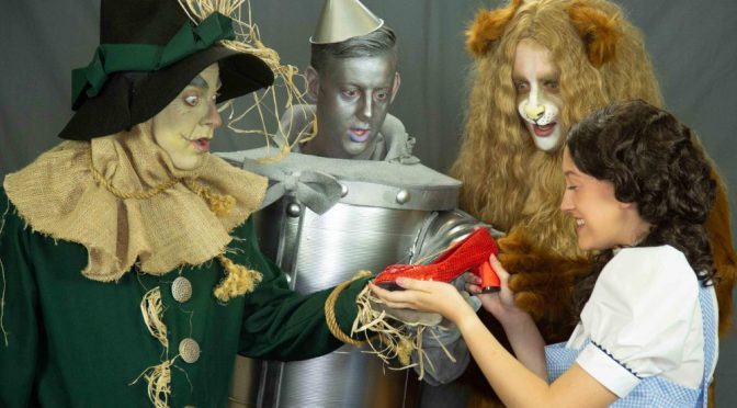 ROCKDALE MUSICAL SOCIETY TURNS 80 WITH THE WIZARD OF OZ. GIVEAWAY