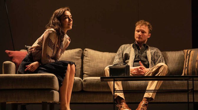 TOM STOPPARD'S 'THE REAL THING' @ THE DRAMA THEATRE