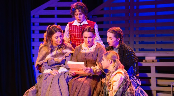 SHIRE MUSIC THEATRE'S 'LITTLE WOMEN' : THE BROADWAY MUSICAL
