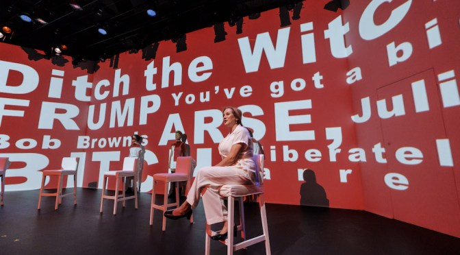 DARLINGHURST THEATRE COMPANY : I'M WITH HER