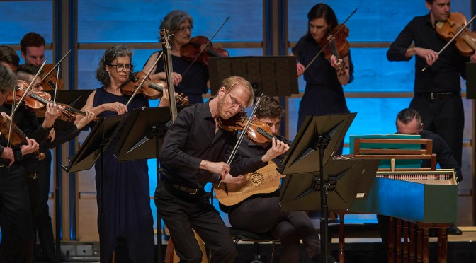 AUSTRALIAN BRANDENBURG ORCHESTRA : VIVALDI'S FOUR SEASONS @ CITY RECITAL HALL