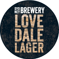 lovedale lager logo
