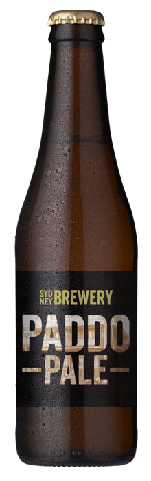 Paddo Pale Sydney brewery craft beer Paddington NSW Australia