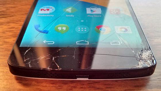 LG Nexus 5 Repair - Google Nexus 5 Phone Screen (Glass, LCD