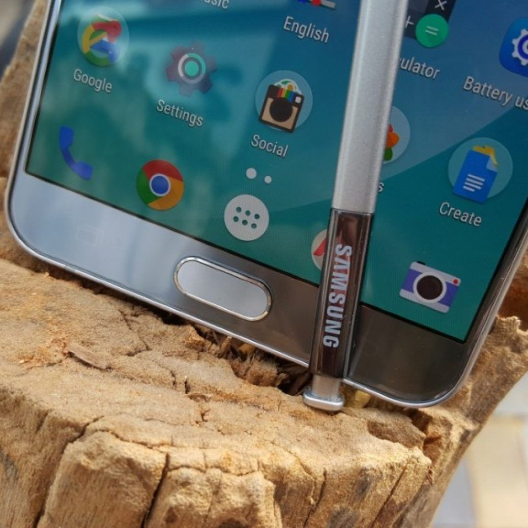 note 5 review two months