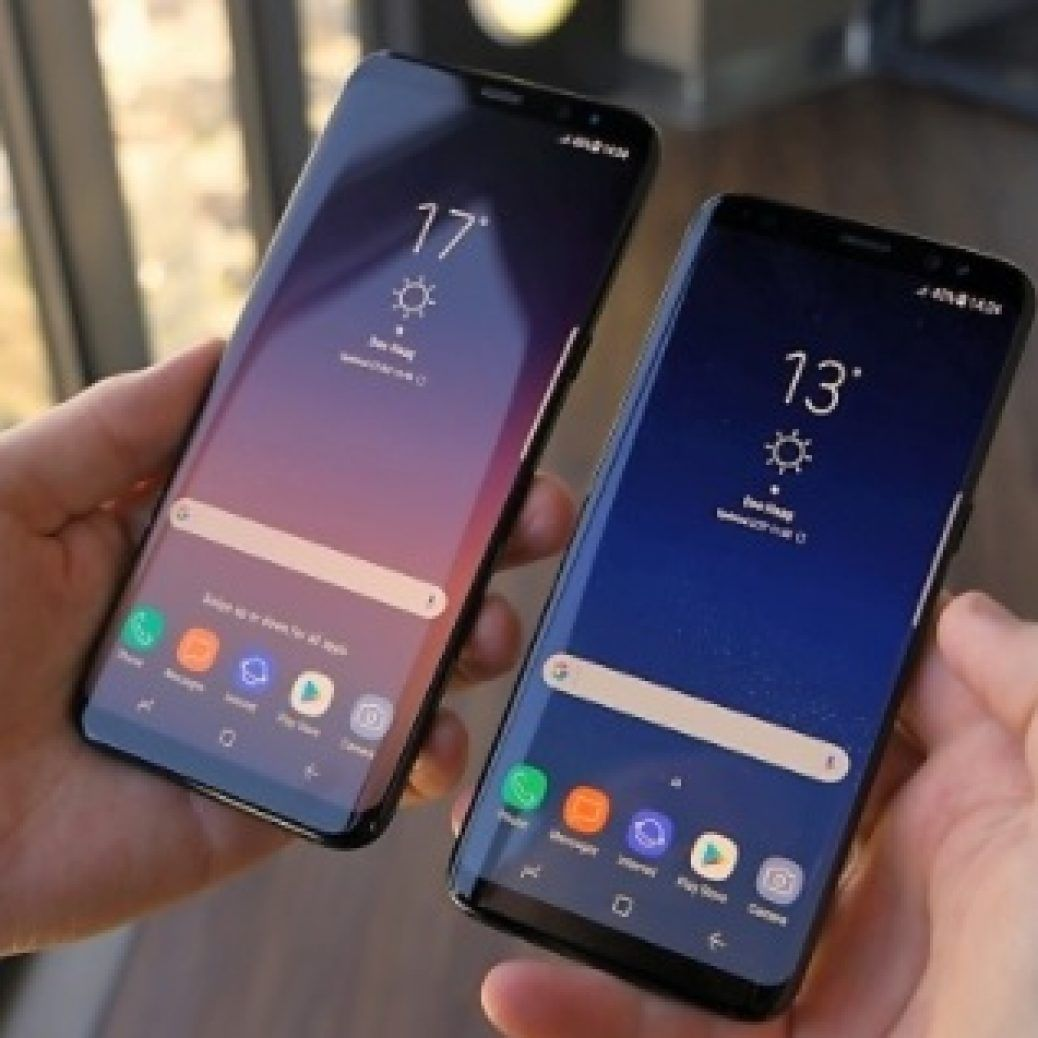 galaxy s9 to sport the same infinity display as the galaxy s8