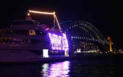 Vivid Sydney Cruises 2018
