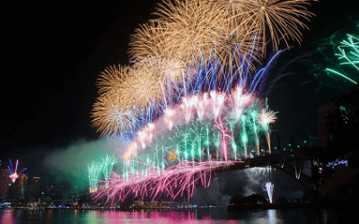 New Year's Eve in Sydney 2018/19