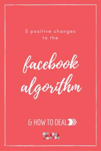 facebook algorithm update