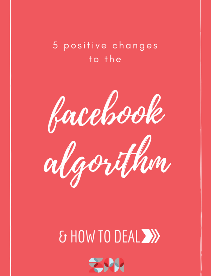 5 Crucial Tips to Rock the New Facebook Algorithm