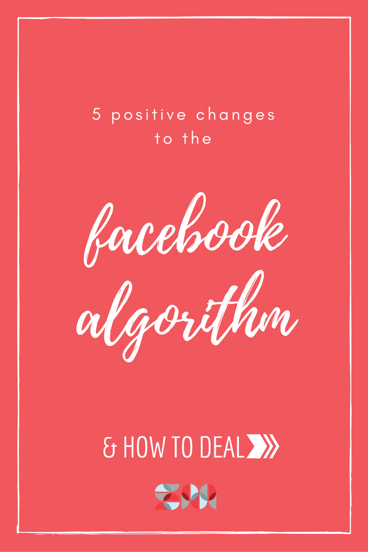 facebook algorithm update