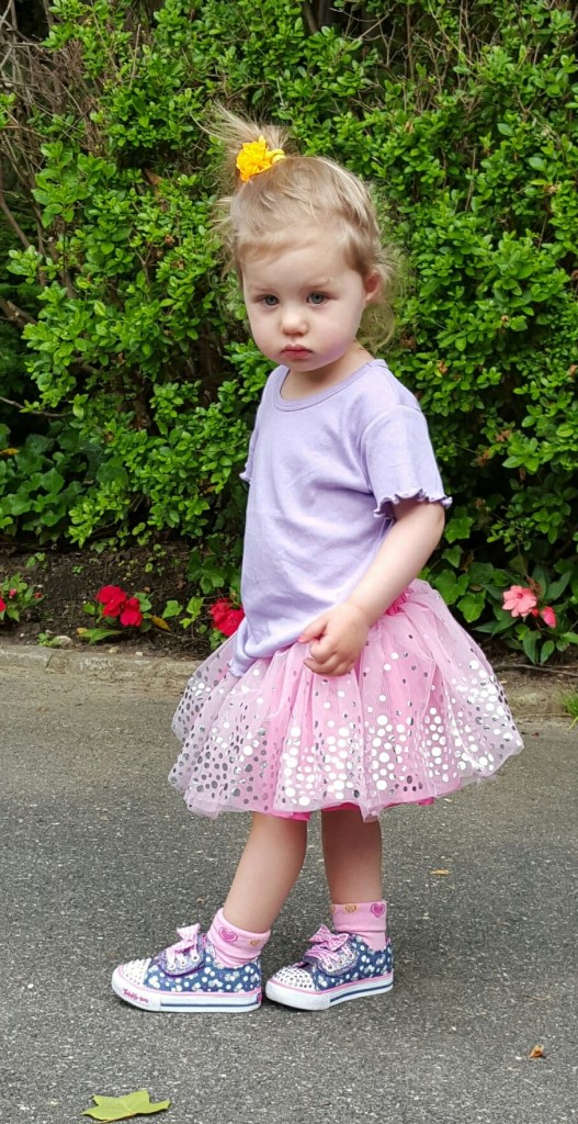 Dancing in the driveway (6/19/15)