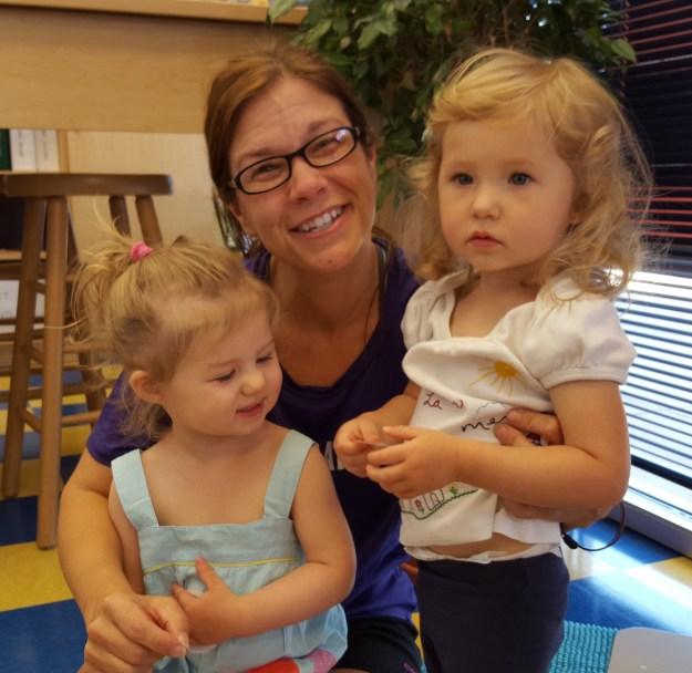 Sydney, Amy, and Ella