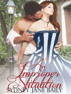 An Improper Situation digital version cover