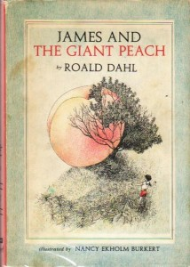 R. Dahl's James and the Giant Peach