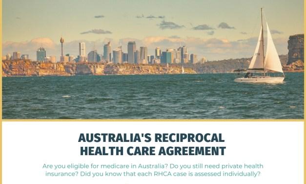 Australia's Reciprocal Health Care Agreement