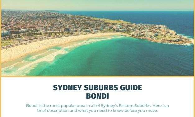 Sydney Suburbs Guide: Bondi