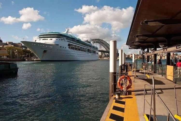 Neutral Bay Ferry Wharf 4