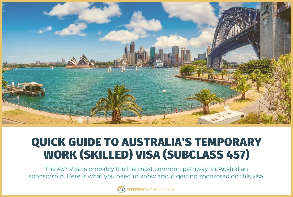 Quick Guide to Australia's Temporary Work (Skilled) Visa (Subclass 457)