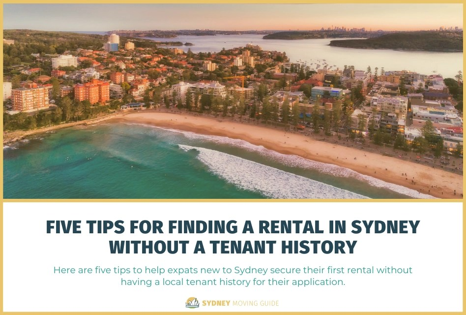 Five Tips for Finding a Rental in Sydney Without a Tenant History